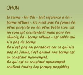 CHAOLI